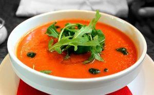 Paprika Tomato soup